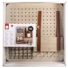 Pin & Peg Starter-Set MDF-Board Schlüsselbrett Dekoboard