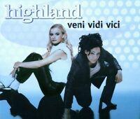Highland Veni vidi vici (2001) [Maxi-CD]