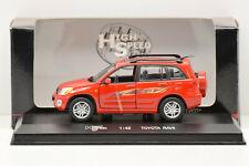 Voitures Miniatures Toyota Rav4 RAV 4 High Speed au 1/43 revendeur
