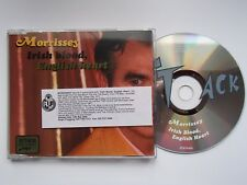 MORRISSEY - IRISH BLOOD, ENGLISH HEART - RARE PROMO CD