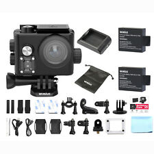 WiMiUS 4K 16MP Wifi Sports Action Camera DV HD Waterproof 1080p 60M Camcorder