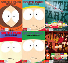 SOUTH PARK Complete Series 1-22 DVD SET SEALED NEW