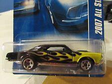 Hot Wheels 1967 Pontiac GTO 2007 All Stars Black
