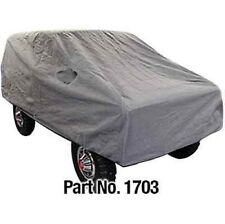 RAMPAGE 1703 -Grey 4 Layer Custom Fit Vehicle Cover for 66-77 Ford Bronco