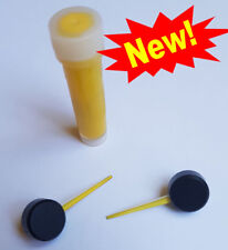 Zeigerfarbe Nadelfarbe Gelb für Tachonadeln Kombiinstrument Modellbau ect