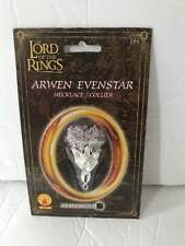 Lord Of The Rings Cosplay Jewelry Arwen Evenstar Necklace Lotr! Free Shipping!