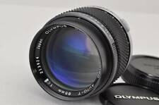 Olympus Zuiko 85mm f/2 MF Lens EXC+++