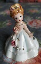 Vintage Josef originals figurines Wedding Belle bell