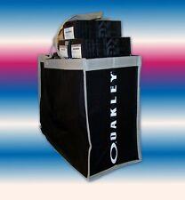 ***New Oakley Sunglasses Limited Edition Tote Bag - Medium Size - Black Grey.***