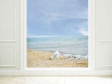 Fensterfolie Wellness - Sichtschutzfolie Maritim - Klebefolie Fenster Strand
