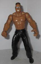 Wwe Wwf Dwayne Johnson The Rock 1998 Jakks Pacific 6� Wrestling Figure Titan