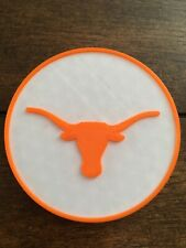 Disc Golf Mini Marker Texas - Pdga Legal Size