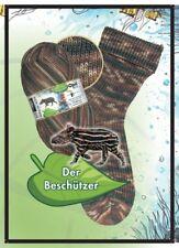 Opal Sockenwolle Regenwald XIII 100 G F. 9453 der Weggefährte
