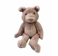 "Russ Berrie ""Pigmallion"" Pink Pig Stuffed Animal 15"" Plush Corduroy Feet Ears"