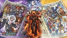 Limited Promo Play Mat Force Of Will Lapis Cluster #4 - Echoes of the New World