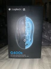 Logitech G400s 4000DPI 8 Programmable Buttons Professional Gaming Mouse