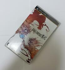 Used PSP Final fantasy type-0 JapaneseVer.