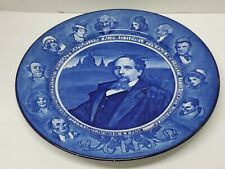 Vintage Royal Doulton Charles Dickens & Multiple Characters Plate