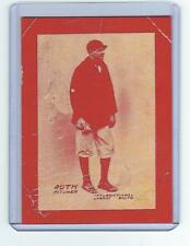 1914 BABE RUTH ROOKIE RC CARD BALTIMORE INTERNATIONAL NEWS RARE REPRINT