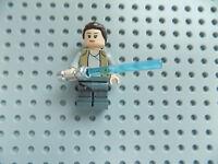 NEW /& UNASSEMBLED GENUINE LEGO Star Wars Rey Ahch To Last Jedi 75200 SW888