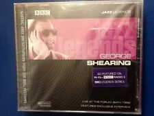 GEORGE.  SHEARING.     LIVE AT  THE. FORUM. BATH.  1992.            BBC RECORDS
