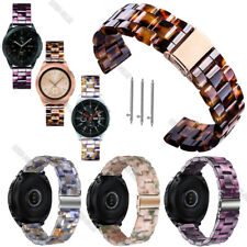 Quick Release Resin For Samsung Galaxy Watch Band S3 S2 Classic Sport Strap