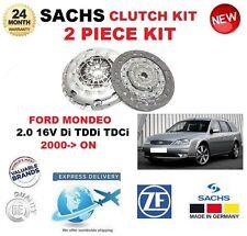 pour Ford Mondeo 2.0 16V DI TDDI TDCI 2000- > SACHS 2 pièce Neuf Kit embrayage