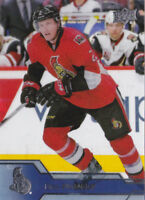 16-17 Upper Deck Dion Phaneuf Clear Cut Senators Clearcut 2016