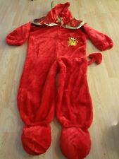 Youth Boys Little Devil Halloween Costume Ages 7 & Up See Measurements