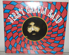 CD JERRY GARCIA - LIVE AT KSAN PACIFIC HIGH STUDIO - DIGIPAK - NUOVO NEW