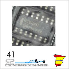 5 Unidades 74HC08 - 4 AND 2 entrees CLHC08 100% Original