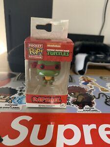 Funko Pocket Pop Keychain Keyring TMNT Teenage Mutant Ninja Turtles Raphael