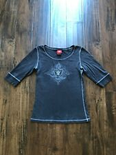 Raiders T-shirt Womens Size M