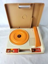 Fisher Price 825 Turntable Record Player NEEDS CARTRIDGE