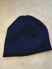 Firetrap beanie hat navy blue