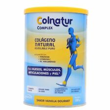 Colágeno Natural Con Magnesio, Ácido Hialurónico Y Vitamina C