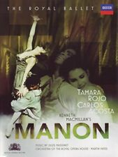 Manon: Royal Ballet (Yates) [DVD] [2009] [NTSC] [DVD][Region 2]