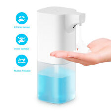 Automatic Soap Dispenser Touchless IR Sensor Liquid Foam Hand Washer 350ml MaxDE