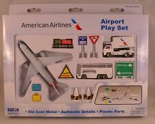 DARON American Airlines Airport Playset RLT1661-1