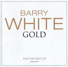 BARRY WHITE : GOLD - THE VERY BEST OF / 2 CD-SET - TOP-ZUSTAND