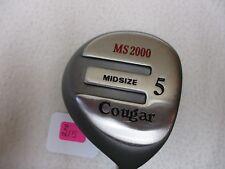 //New Cougar MS 2000 Midsize #5 Fairway Wood - Right Hand - Men's - Steel Shaft
