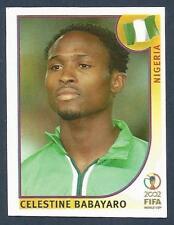 Panini Corée / Japon Coupe Du Monde 2002- #411-NIGERIA & Chelsea-Celestine