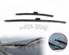 """26""""+17"""" Frameless Steel Rubber Rain Windshield Wiper Blade for Honda CRV 07-12"""