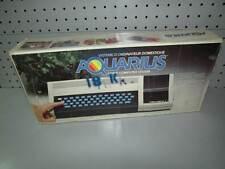 ۞ Ordenador Mattel Aquarius 16K Miralo Único en Ebay! ۞Envío Combinado 24H۞