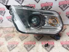 2010-2012 Mustang Shelby GT500 OEM LH Left Driver HID Xenon Headlight BROKEN TAB
