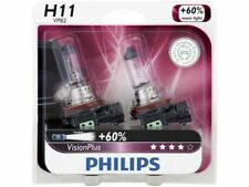 For 2014-2018 Honda Civic Headlight Bulb Low Beam Philips 63737QM 2015 2016 2017