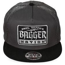 Paul Yaffe's Bagger Nation 3030 Pro Otto Snap Cap Baseball Style Hat