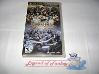 * New *  Dissidia 012 [duodecim] Final Fantasy - Sony PSP - PlayStation Portable