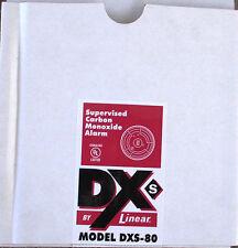 Linear Security Solutions DXS-80 Carbon Monoxide Detector Transmit