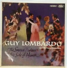 GUY LOMBARDO - vintage vinyl LP - The Sweetest Waltzes This Side Of heaven